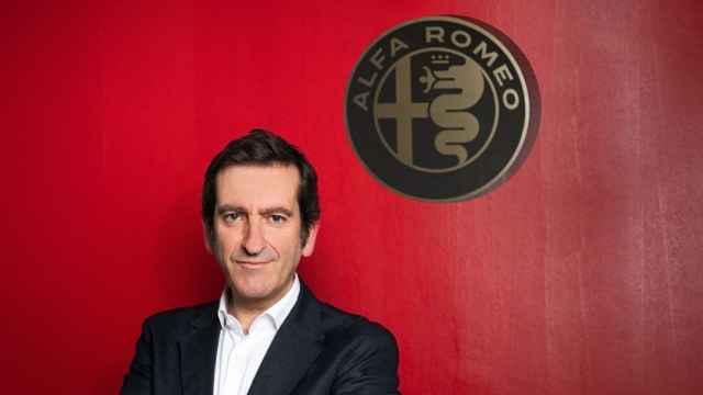 El español Alejandro Mesonero-Romanos, nuevo jefe de diseño de Alfa Romeo.