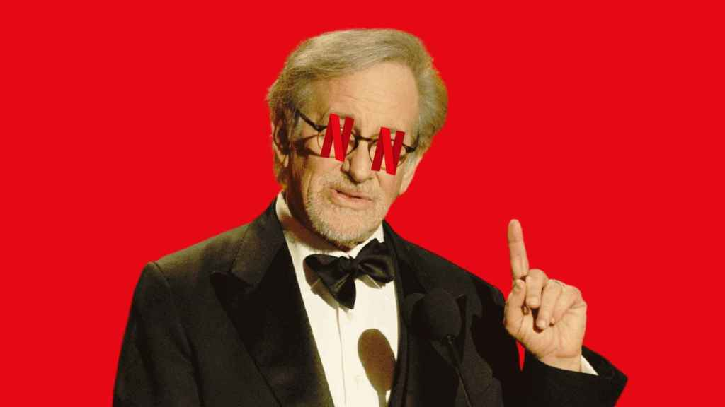 Spielberg hace las paces con Netflix.