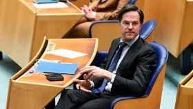 El primer ministro neerlandés, Mark Rutte.