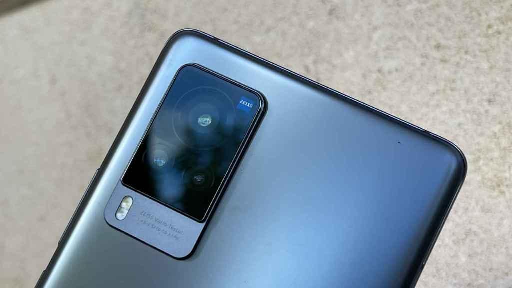 Cámara del vivo X60 Pro 5G
