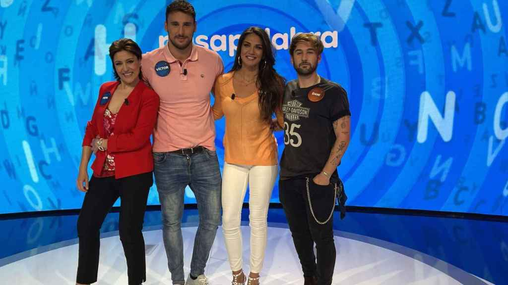 'Pasapalabra': Quiénes son los invitados de hoy Lorena Bernal, Dani Fernández, Pepa Aniorte y Víctor Gutiérrez