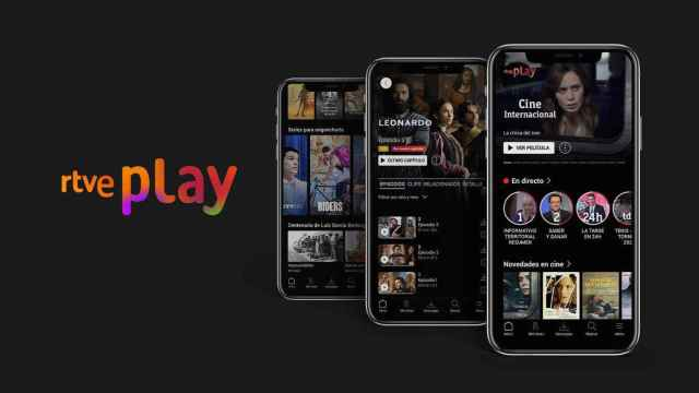 RTVE lanza en pruebas RTVE Play, su nueva plataforma con nuevas funcionalidades