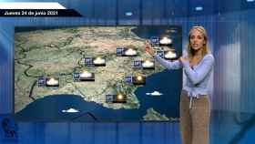 El tiempo para el jueves 24 de junio: cielos poco nubosos y ascenso de las temperaturas