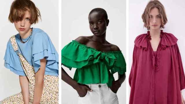 Volantes 'maxi': Zara adorna su nueva colección con el sello del estilo 'boho'