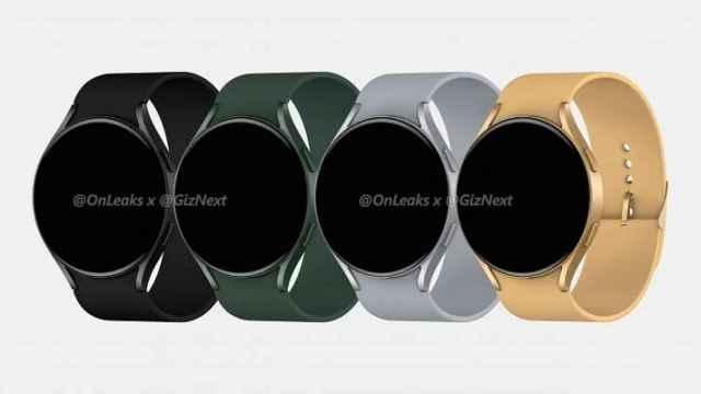 El nuevo reloj de Samsung se filtra: colores, tamaños y más