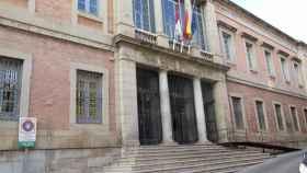 Consejería de Hacienda y Administraciones Públicas en Toledo.