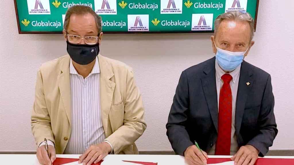 José Manuel Abascal y Carlos de la Sierra
