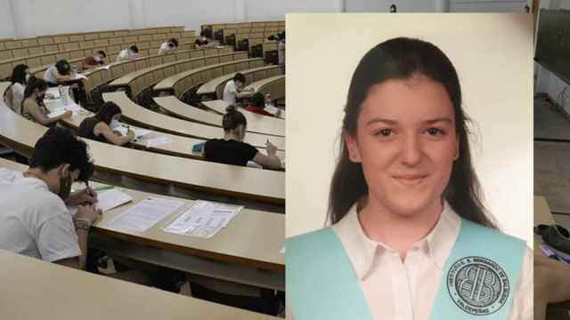 Alicia Ruíz, la castellano-manchega con más nota en la EvAU.