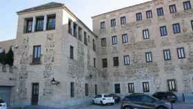 Convento de San Gil, sede de las Cortes de Castilla-La Mancha