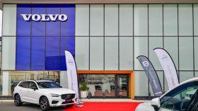 Nuevo concesionario Volvo Viñarás Premium en Illescas.
