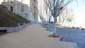 Subida de La Granja en Toledo