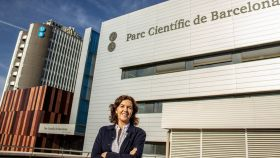 Maria Terrades es la directoral general del Parque Científico de Barcelona.