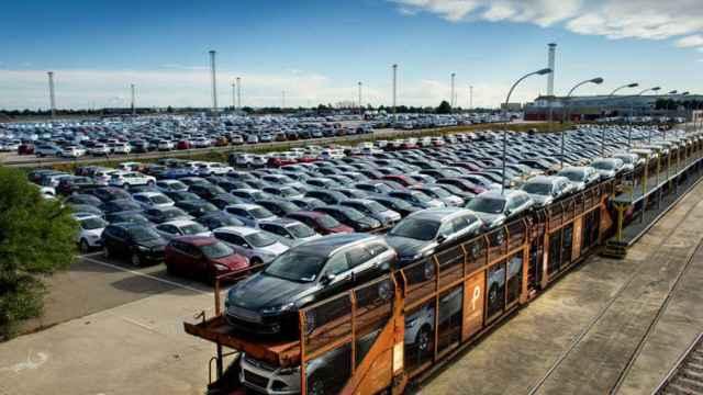 Vehículos producidos en la factoría de Ford Almussafes. EE