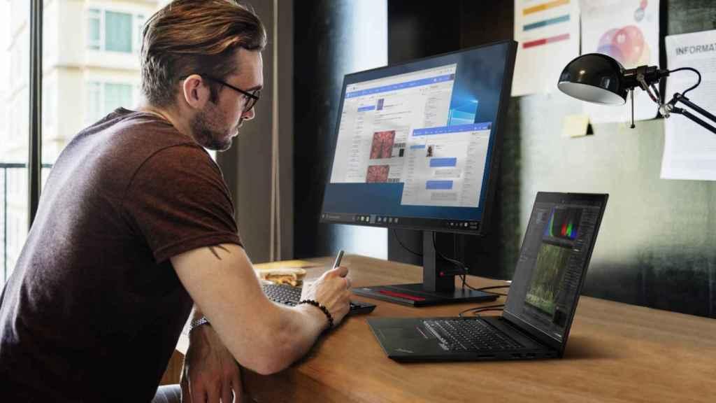 Lenovo tiene nuevos portátiles, monitores y periféricos.