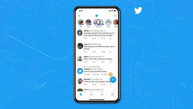 Compartir tweets en historias de Instagram
