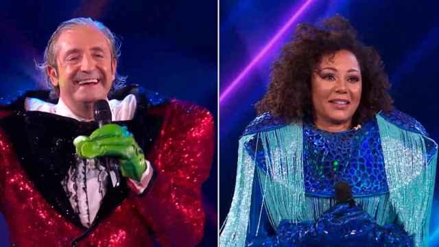 La última locura de 'Mask Singer': Pedrerol cantando por la Carrá junto a una Spice Girl