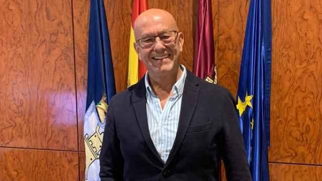 Emilio Bravo, alcalde de Mora (AYTO. DE MORA)