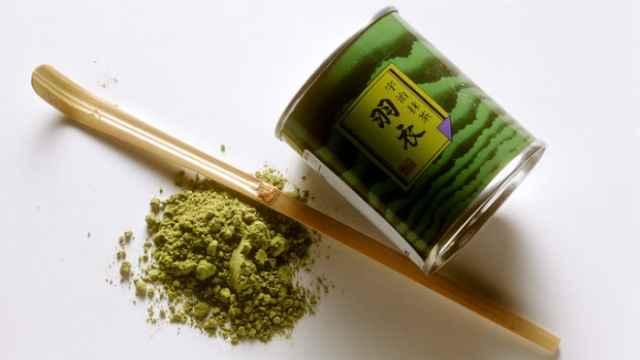 Extracto de té verde.
