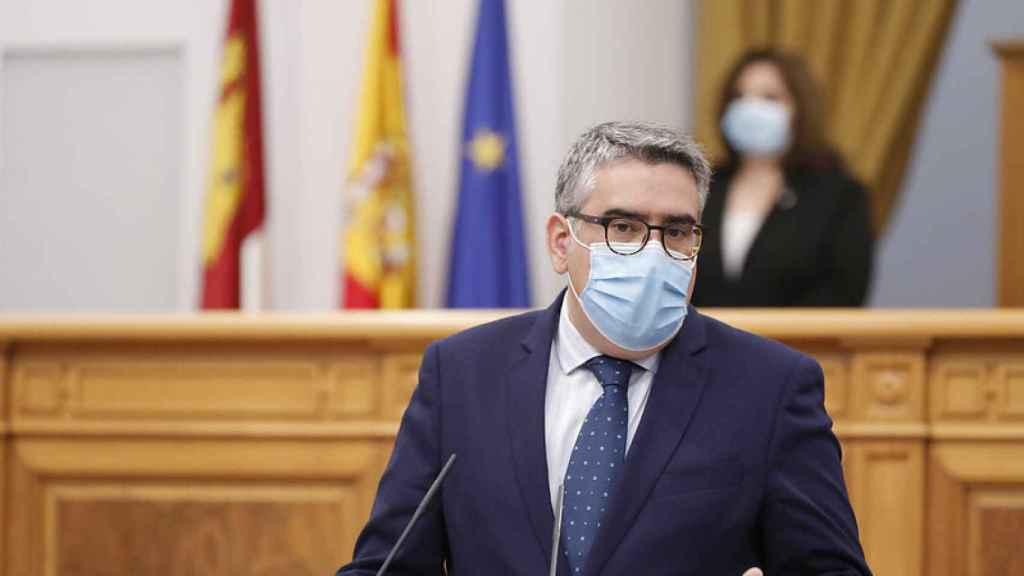 Miguel Ángel Rodríguez, diputado del PP
