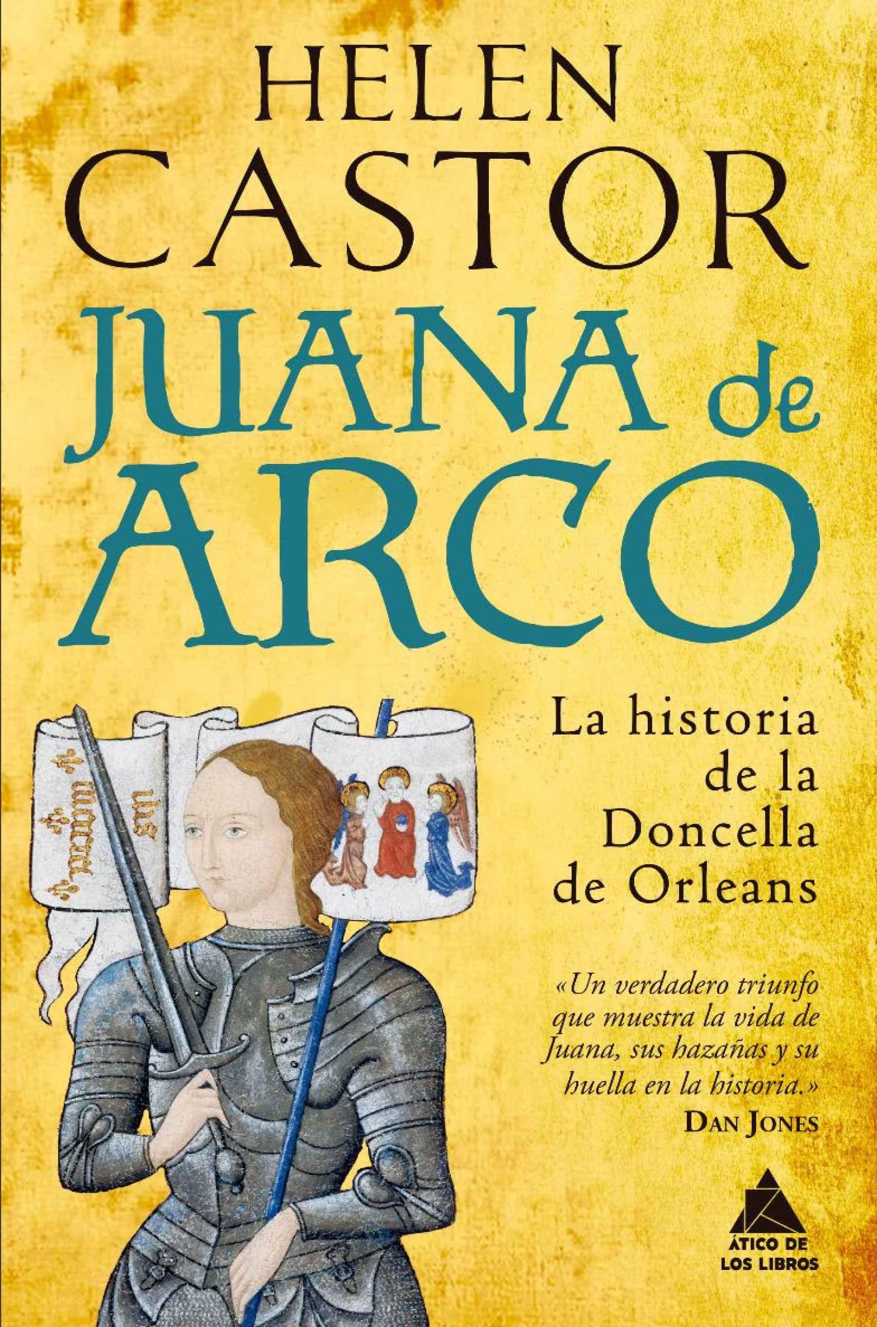 Portada de 'Juana de Arco'.