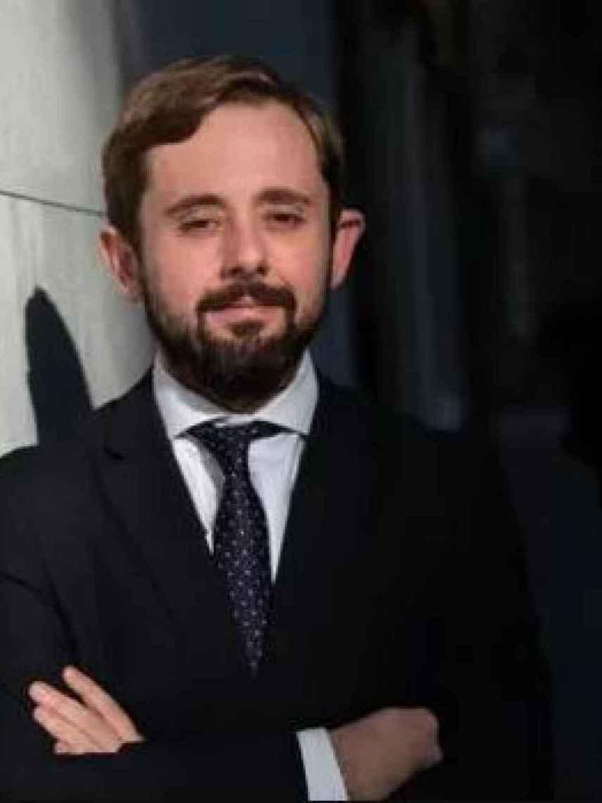 Ángel Escolano, presidente de Conciencia Cívica.
