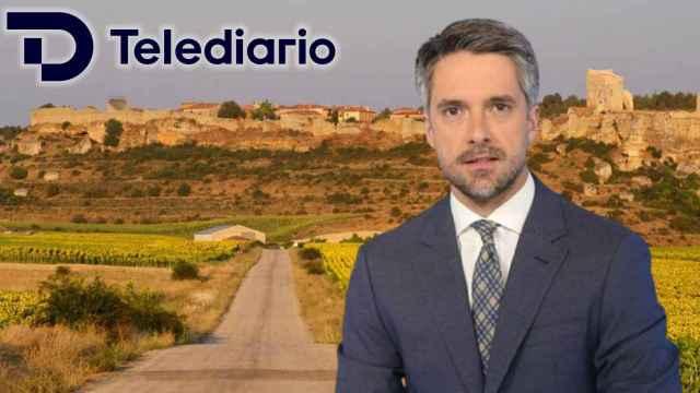 Carlos Franganillo presentará el Telediario desde Villafranca de la Sierra.