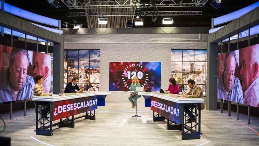 El programa es el que más aporta al dato de Telemadrid en sus días de emisión.