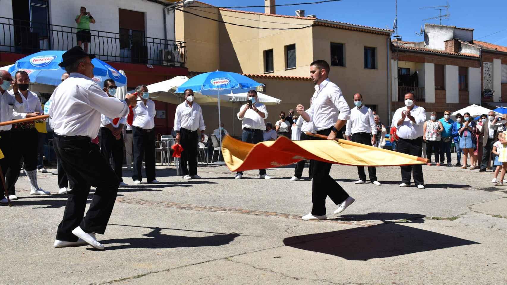 Baile de la Bandera - San Juan 2021 - Hinojosa de Duero (Salamanca) 1