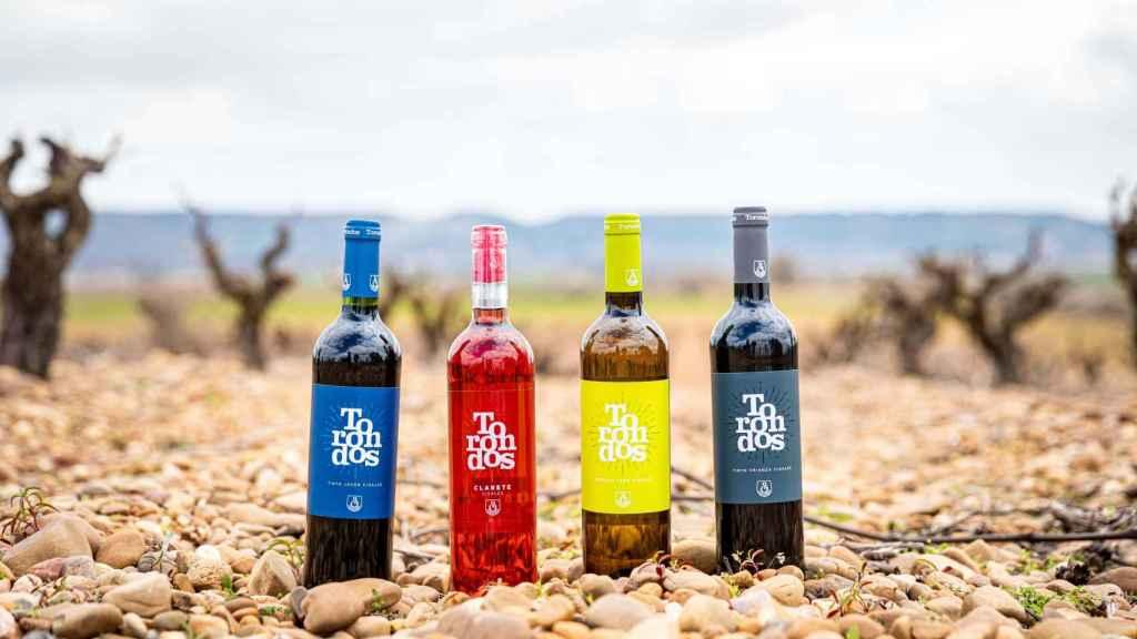 Vinos Torondos (Bodega Cooperativa Cigales).