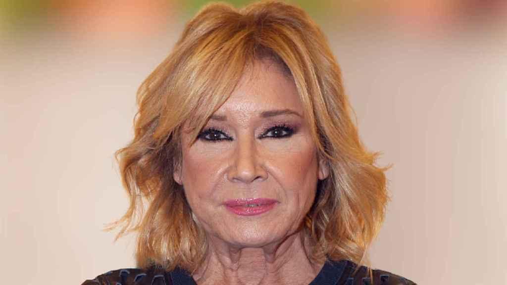 Mila Ximénez, durante un acto en Madrid.