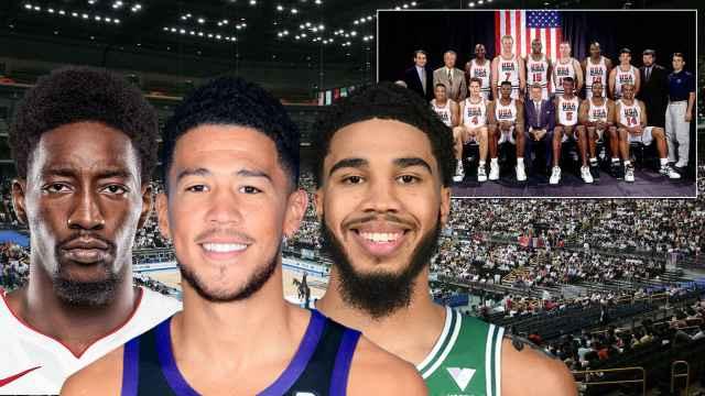 El nuevo Dream Team de baloncesto de EEUU