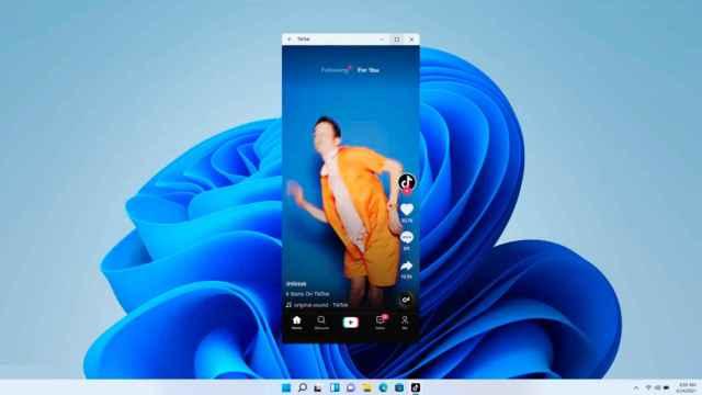 Windows 11 podrá usar aplicacines Android: gilpe en la mesa de Microsoft