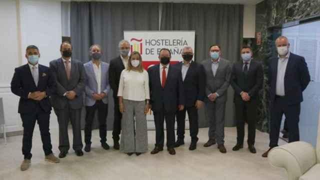 La hostelería de Castilla-La Mancha amplía su presencia en la patronal