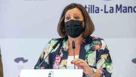 Patricia Franco, consejera de Economía.