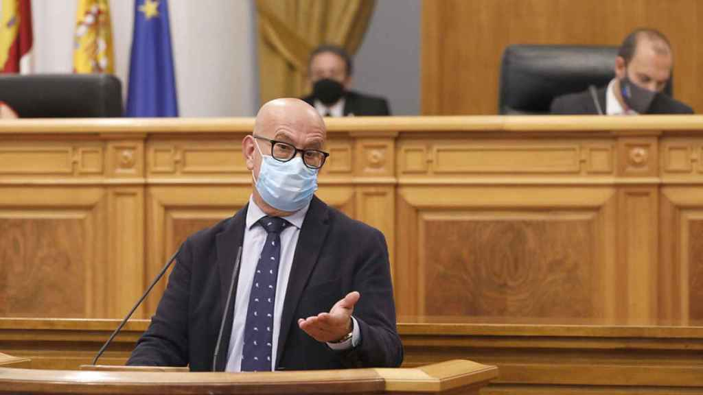Emilio Bravo, diputado del PP