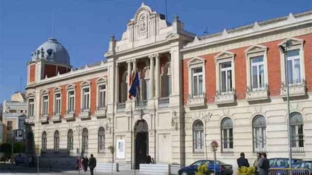 Diputación de Ciudad Real.