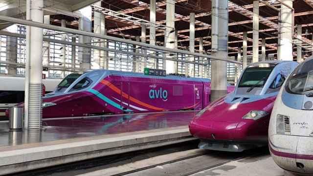 Tren 'low cost' AVLO.