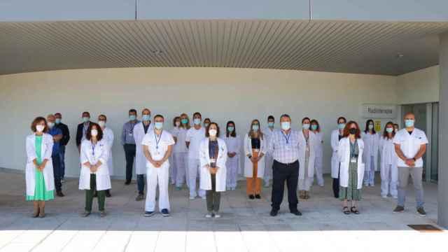 Comienza a funcionar el servicio de Oncología Radioterápica.