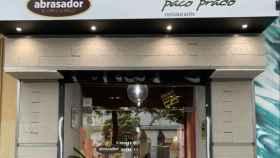 Abrasador Paco Prado, Madrid. Foto: Grupo Abrasador