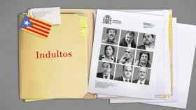 Ilustración sobre los indultos./