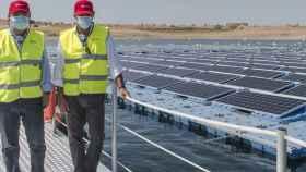Acciona inicia la construcción de su primera planta fotovoltaica en Estados Unidos con 230 millones de euros