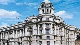Imagen exterior del edificio Old War Office en Londres.