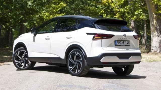 Nissan Qashqai 2021: galería de fotos de este nuevo SUV