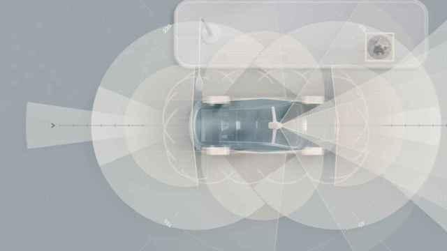 Tecnología de seguridad de Volvo Cars.