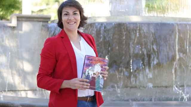 Sofía Tarazón, autora del libro 'La Jugada Maestra'.