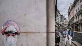 Portugal frena su desescalada en un momento crítico de la pandemia.
