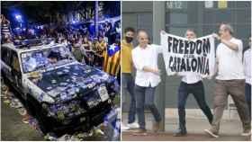 Tengo amigos que no me hablan: la fractura del procés para Cataluña, con la fuga de 7.007 empresas
