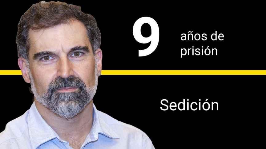Jordi Cuixart./