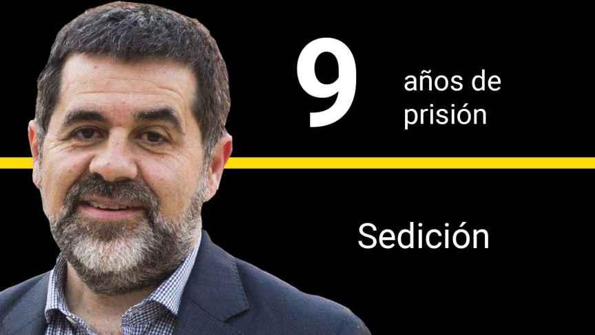 Jordi Sànchez./