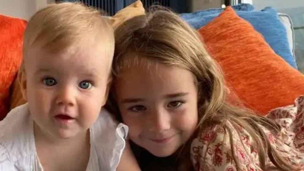 Las pequeñas Anna y Olivia, desaparecidas el pasado 27 de abril.